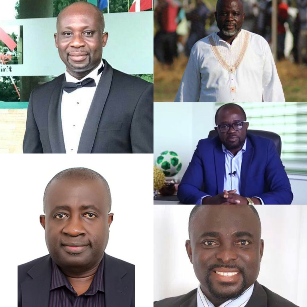 Big Day for Ghana football as aspirants storm GFA to submit presidential and Executive Council forms today