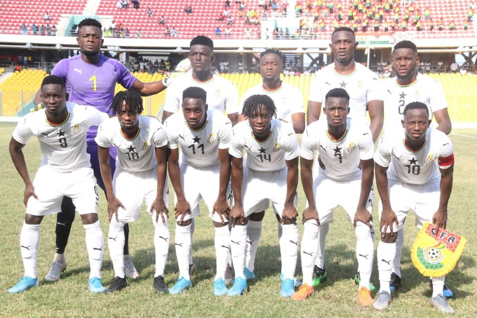 Ghana U23 coach Ibrahim Tanko reveals tactical plan which upended Algeria