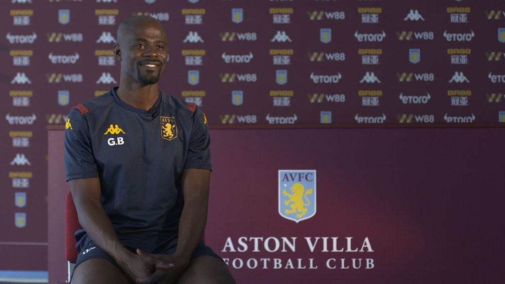 George Boateng appointed Aston Villa U-18 assistant coach