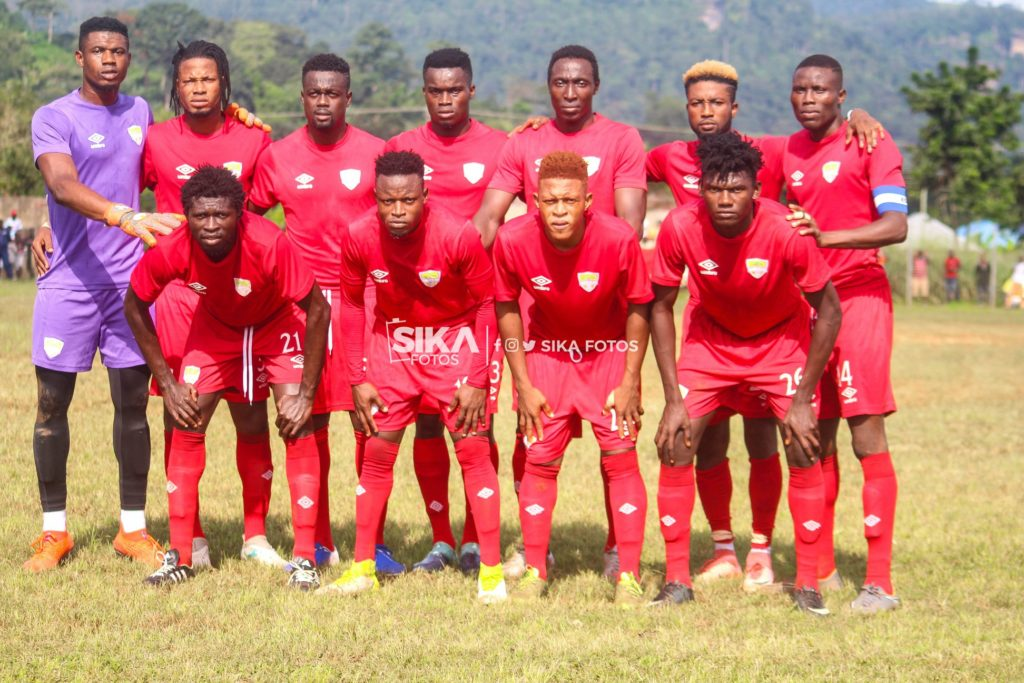 Hearts of Oak players are average- Supporter's Chief