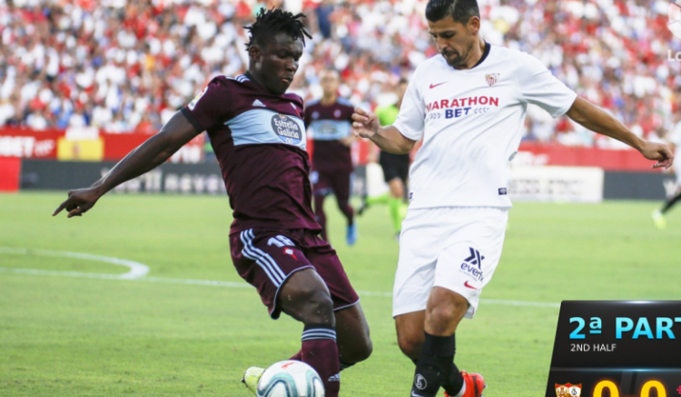 "VIDEO: Joseph Aidoo describes his Celta Vigo debut as ""fantastic"""