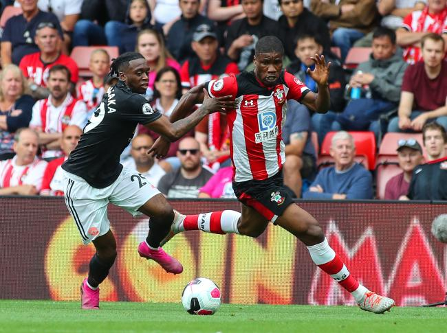 Southampton defender Jannik Vestergaard believes Kevin Danso will be back better after read card against Manchester United