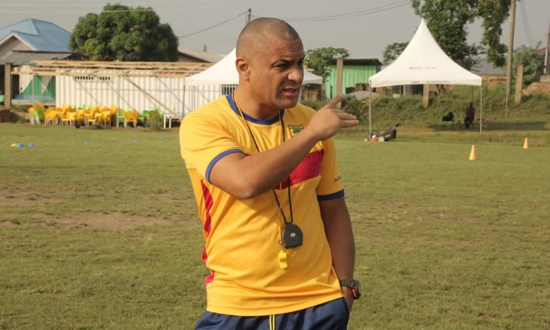 We\'re working hard to return to winning ways - Hearts of Oak coach Kim Grant