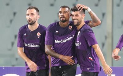K.P Boateng promises Fiorentina teammates free dinner for a week to beat Juventus