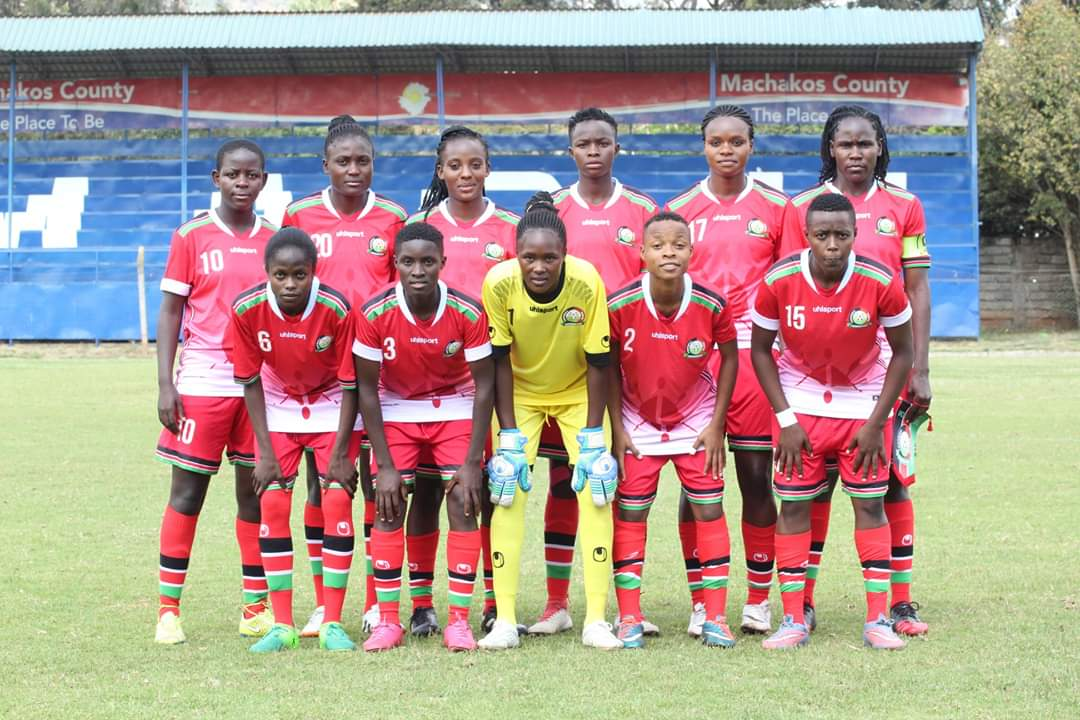 Tokyo 2020 qualifier: Kenya to miss two key players ahead of Ghana clash