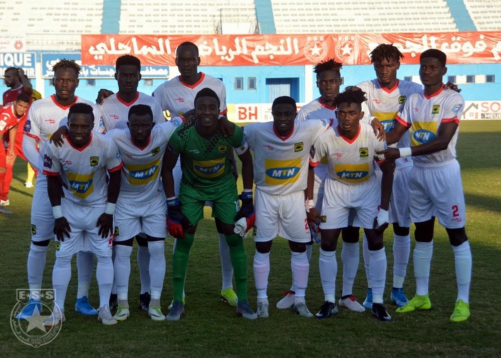 Match Report Etoile Du Sahel 3 0 Asante Kotoko Porcupine