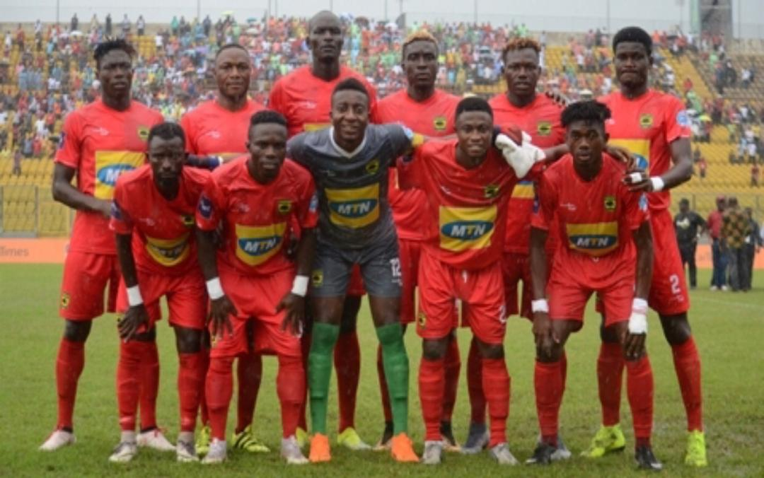 Confederation Cup play-offs: Asante Kotoko hang on to slim advantage ahead of San Pedro clash