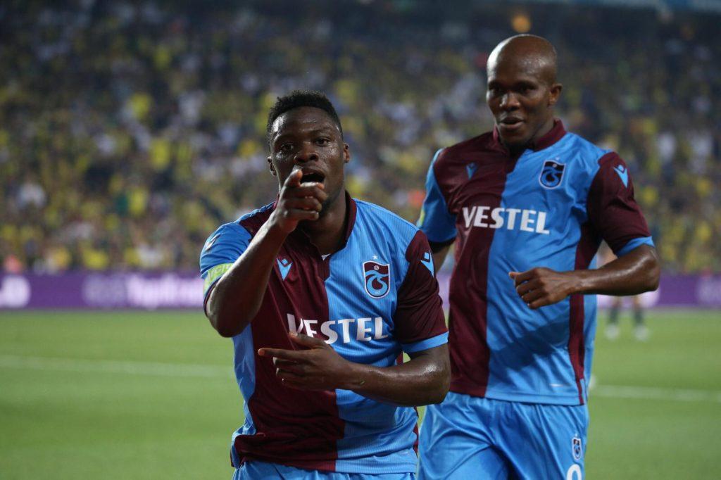 VIDEO: Caleb Ekuban scores as Trabzonspor stroll past Goztepe in SupaLiga