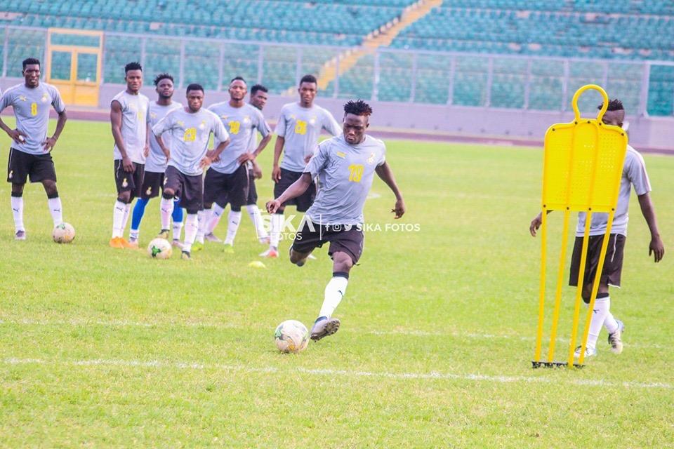 25 Local Black Stars to fine-tune preparations for Burkina Faso CHAN qualifier