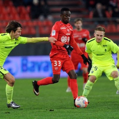 Emmanuel Ntim returns from suspension to help Valenciennes draw against Niort