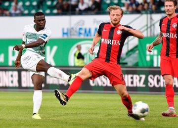 Greuther Furth midfielder delighted by comeback win over Wehen Wiesbaden in the Bundesliga II