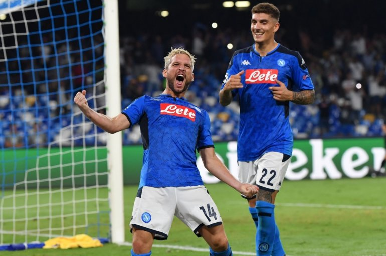 Champions League back in full swing as Napoli shock defending champions Liverpool