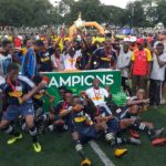 VIDEO: New York City FC ace Ebenezer Ofori's Academy beat Cheetah FC to win BabyJet U16 tournament
