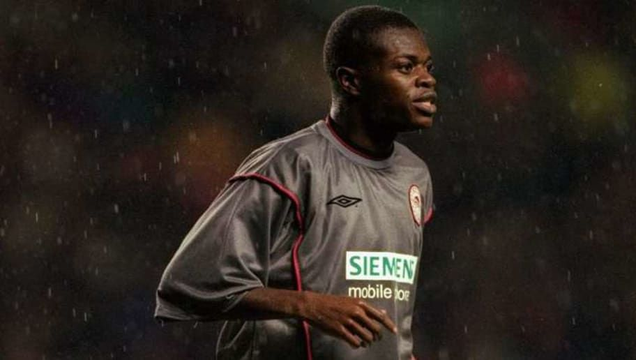 Former Ghana striker Peter Ofori-Quaye's Champions League record under threat