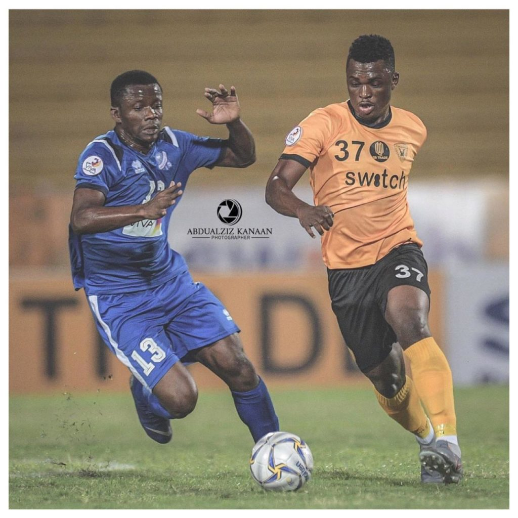 Rashid Sumaila shines again as Al Qadsia defeat Al Arabi in KPL
