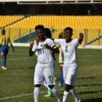 VIDEO: Watch Juliet Acheampong's screamer for Black Queens in win over Gabon