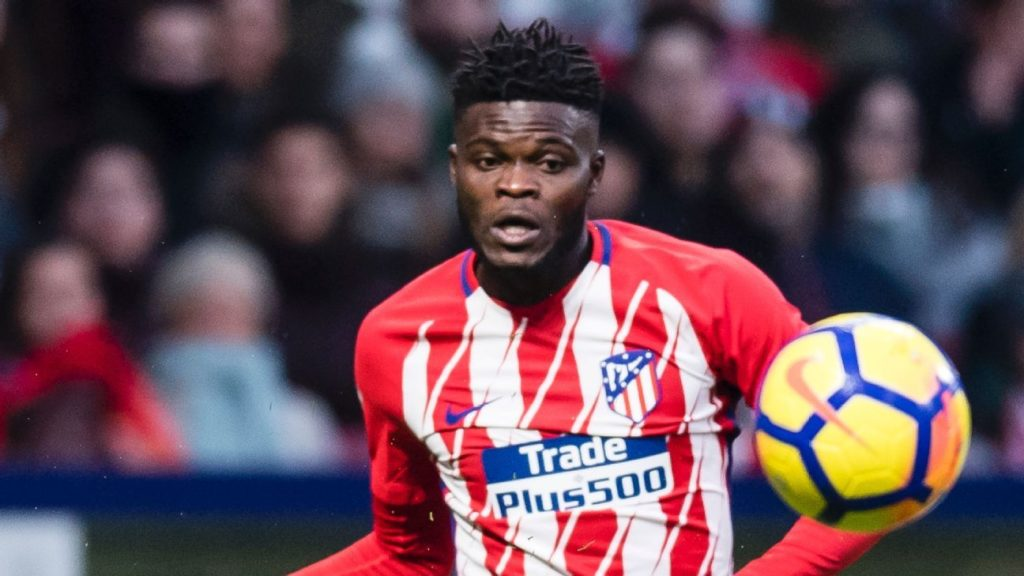 Atletico Madrid midfielder Thomas Partey ruled out of Real Sociedad clash through injury