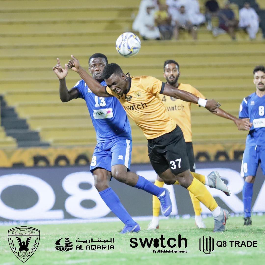 Rashid Sumaila features as Al Qadsiya thump Al Tadhamon in Kuwaiti league opener