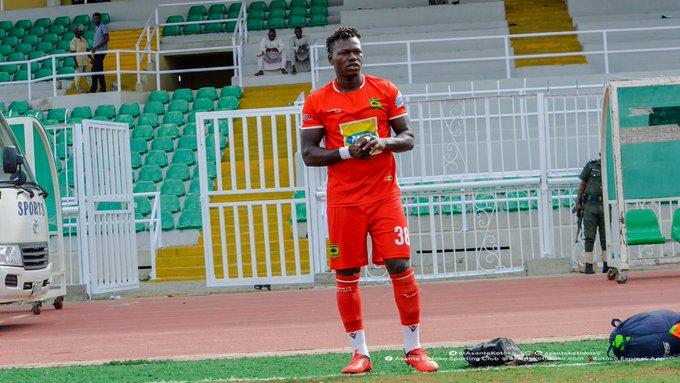 The floodgate of my goals has finally opened- Kotoko forward Richard Arthur
