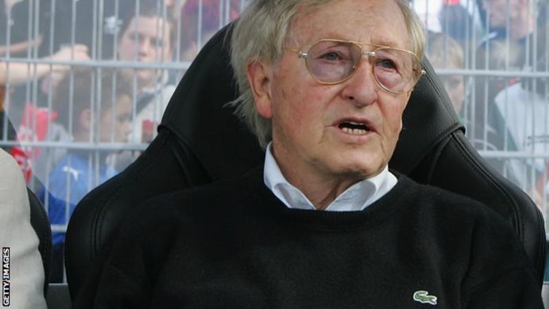 Ex-Black Stars coach Rudi Gutendorf dies aged 93