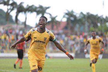 Ashantigold forward Shafiu Mumuni confident of qualification despite conceeding two goals in first leg win against RS Berkane