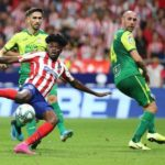 Thomas Partey not sure of long-term future at Atletico Madrid