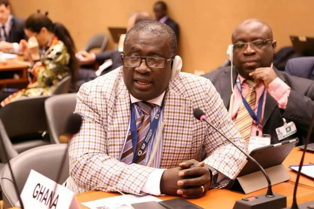 Toni Aubynn mocks himself after losing Ghana FA Vice Presidential election