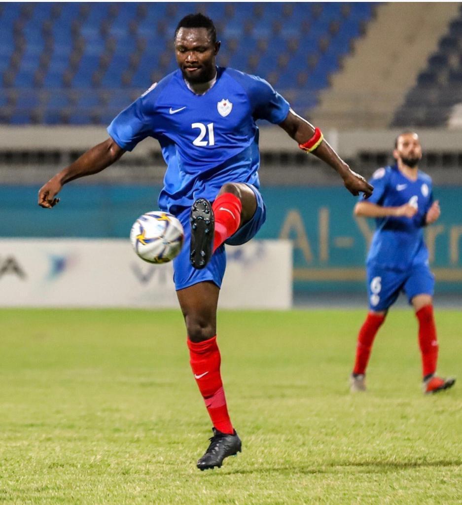 Vincent Atingah shines as Al Shabab beat Al Yarmouk in Kuwaiti league opener