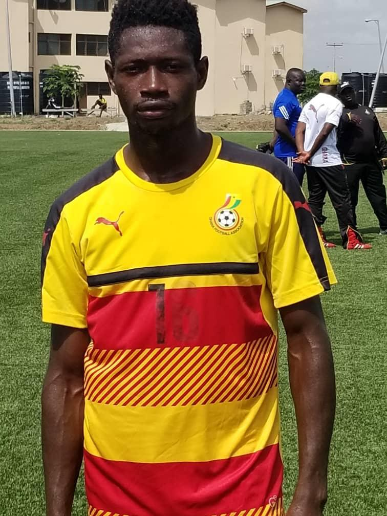 EXCLUSIVE: Ghanaian youngster Michael Zanyoh joins Russian side Leki FC