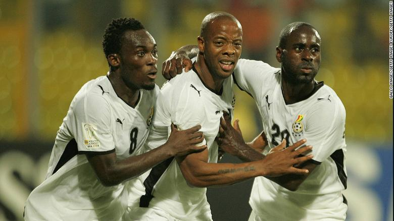Deceased Ghana superstar Junior Agogo to be cremated in London