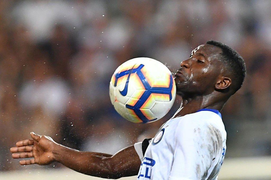 Inter Milan star Kwadwo Asamoah urges teammates to work hard