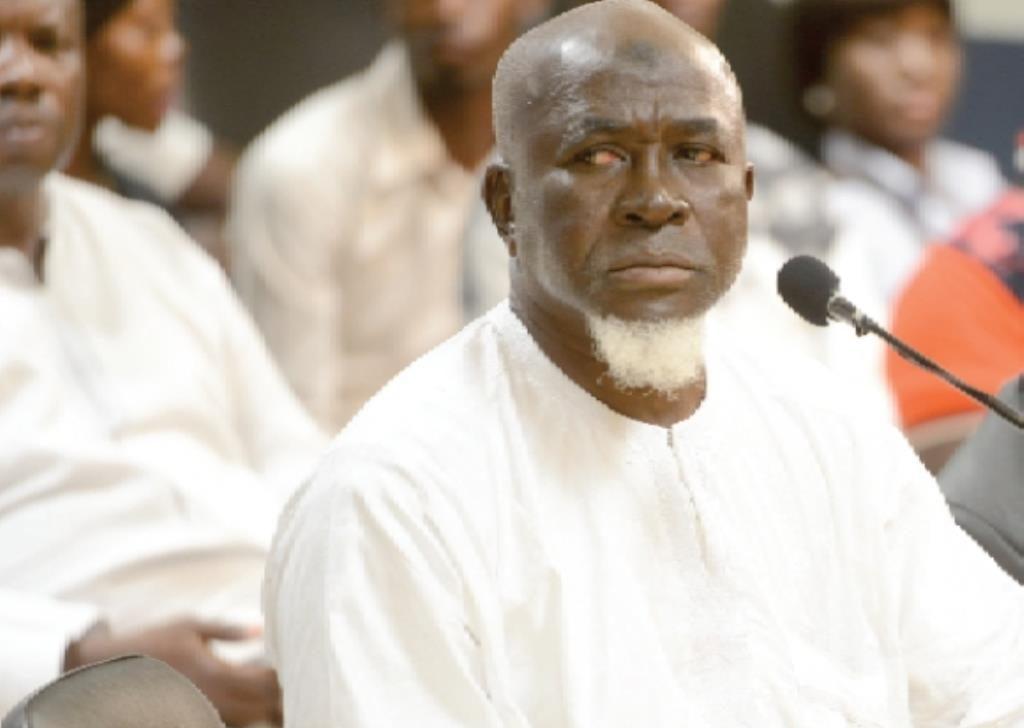 Alhaji Grunsah damages GFA Presidential ambitions with 'goro boys' attack
