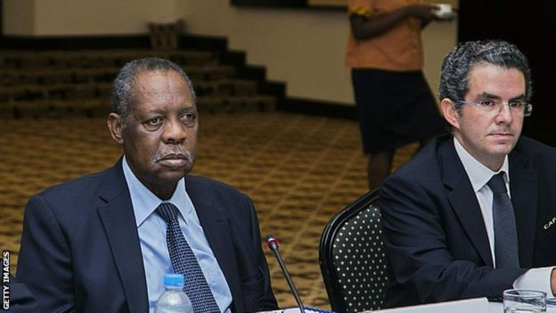 Breaking News: Court rejects Hayatou, Amrani appeals - confirms $60m fine over TV deal