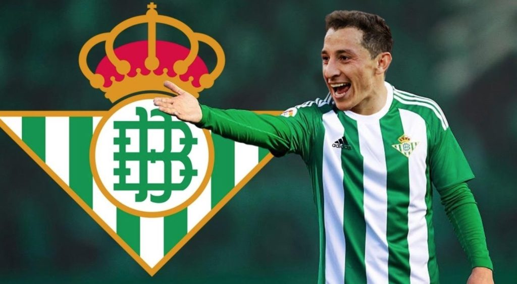 Profile of Andrés Guardado, Betis Player and Mexico National Team Captain
