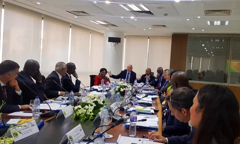 Infantino believes African football will be 'envied' globally with CAF-FIFA reforms partnership