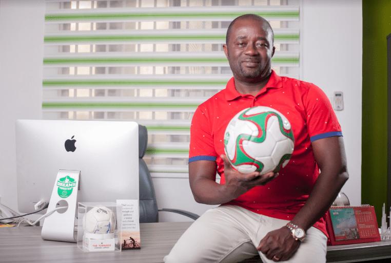 Ghana FA presidential aspirant Kurt Okraku to launch 'Game Changing' blueprint on Tuesday