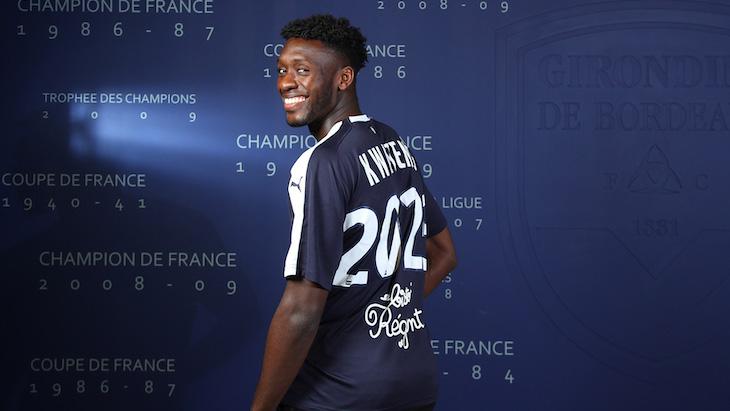 Ghanaian defender Enock Kwateng reveals how Bordeaux beat Metz