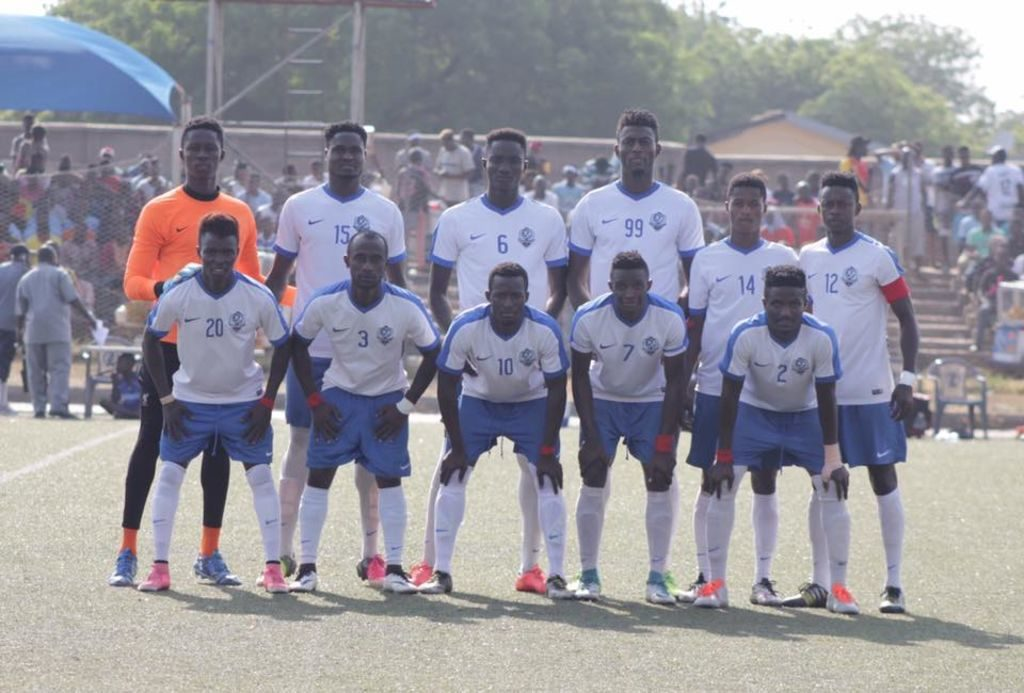 Ambitious second tier side Accra Lions shock Liberty Professionals in friendly