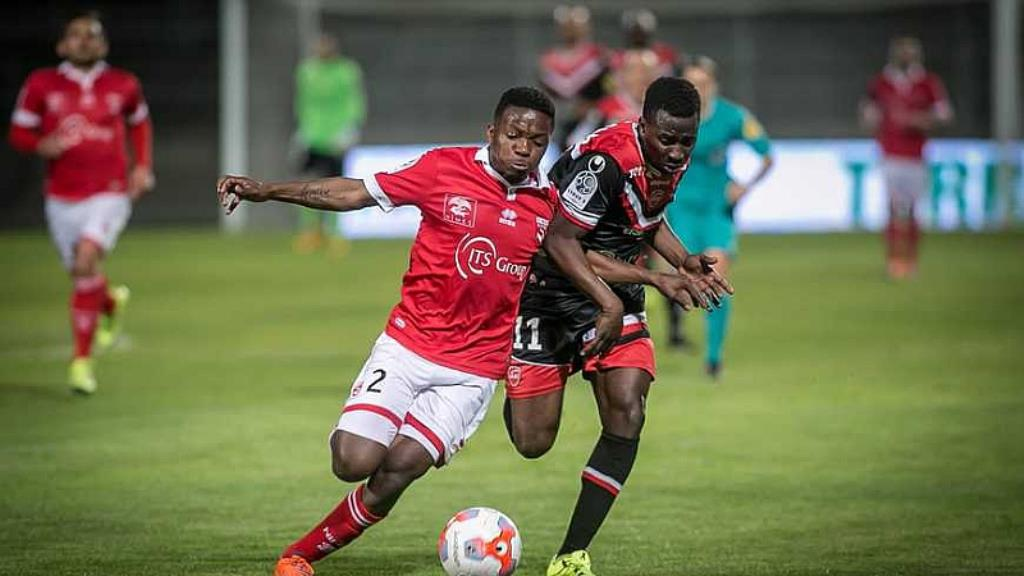 Valenciennes defender Emmanuel Ntim suspended for Sochaux clash