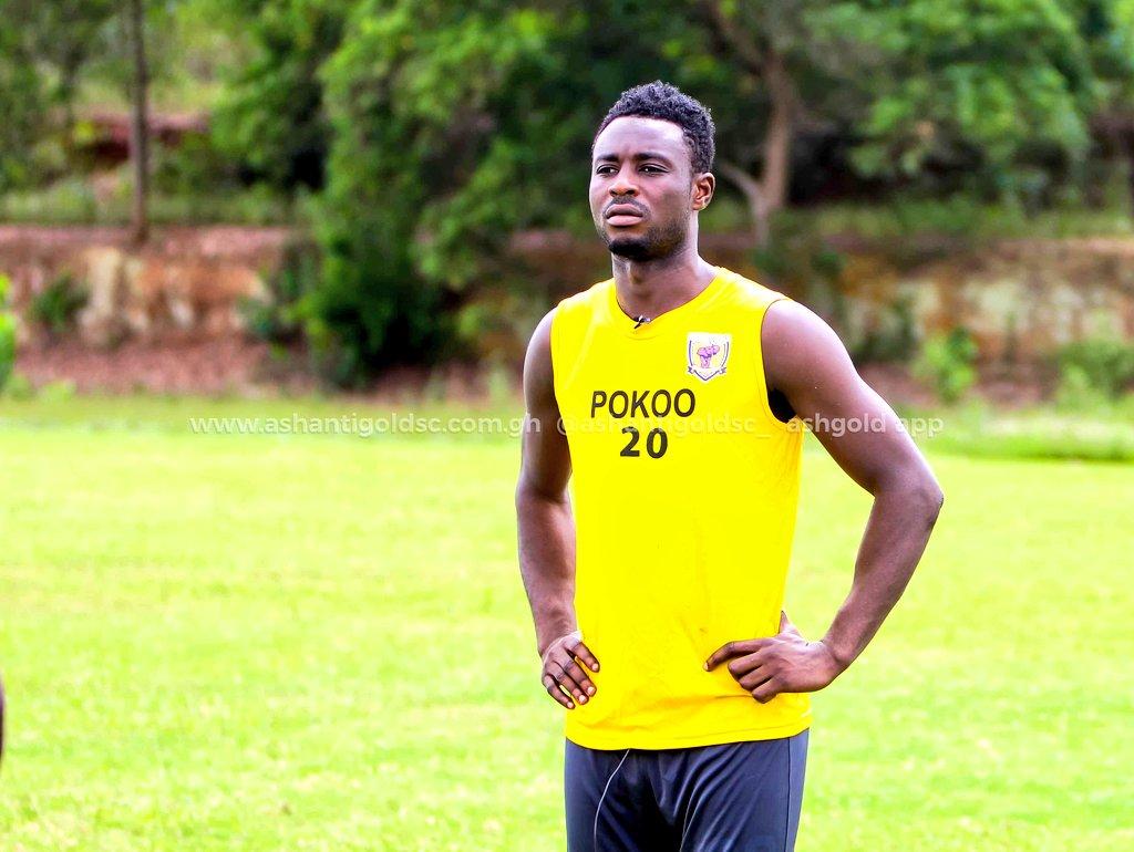 In-form Shafiu Mumuni vows to score against RS Berkane on Saturday