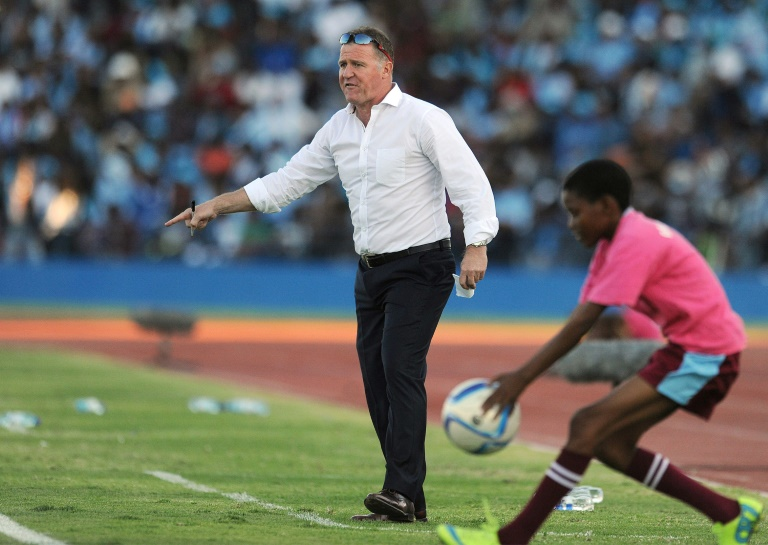 English coach Butler lifts Liberia over first World Cup hurdle