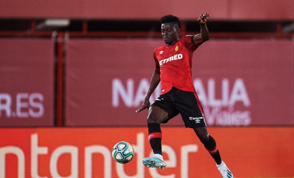 Tireless Ghanaian midfielder Iddrisu Baba dominant as Mallorca pip Real Madrid in LaLiga