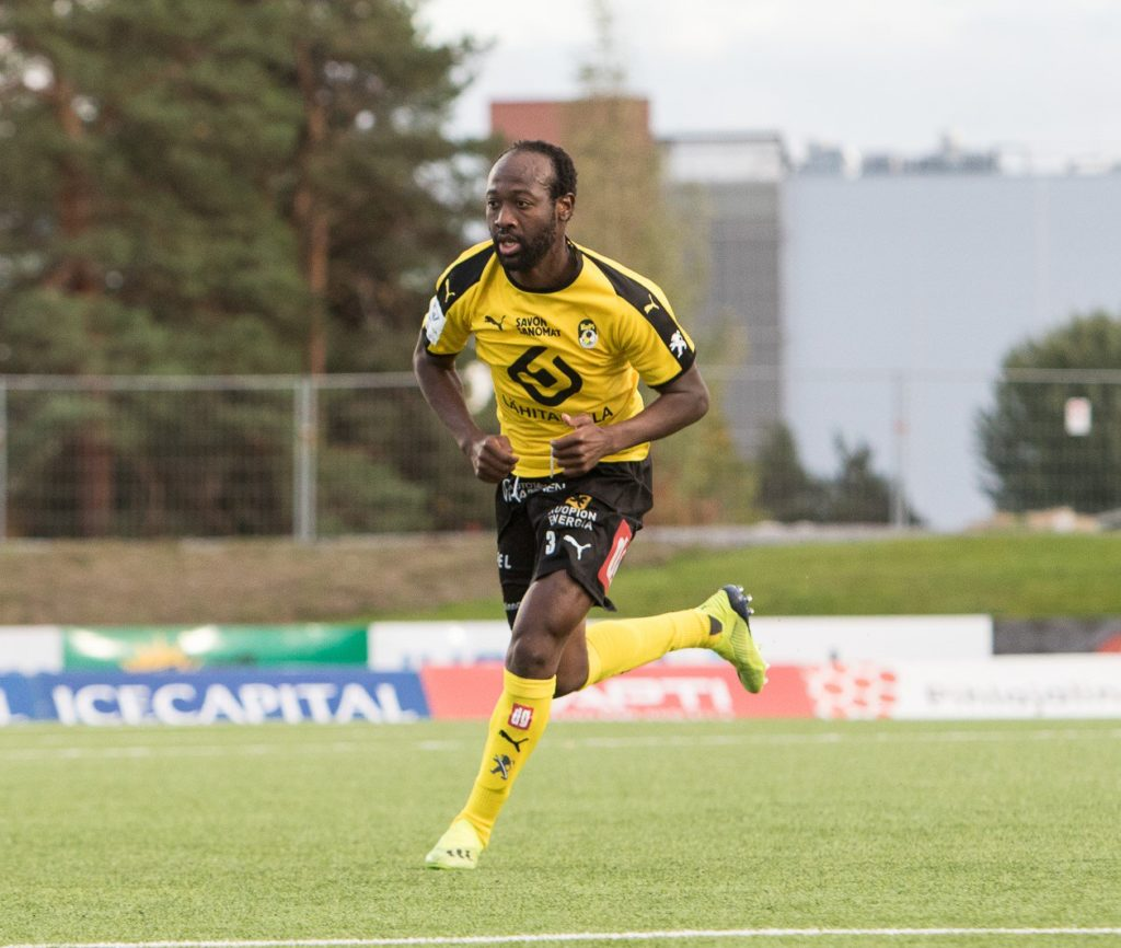 VIDEO: Ayarna scores amazing goal as KuPS win first Finland Premier league title in 43 YEARS!