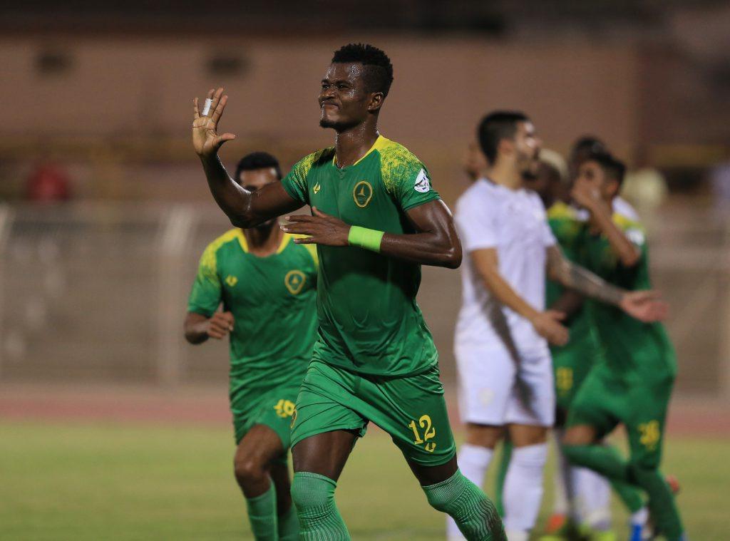 Samuel Sarfo scores again but sees RED as Al Khaleej suffer defeat against Najran SC