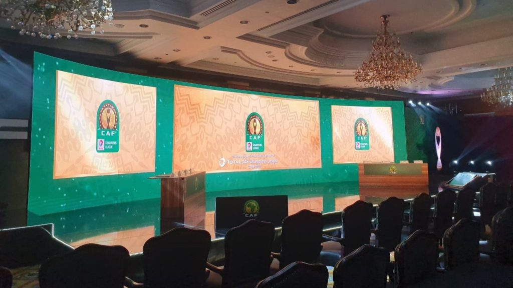 WATCH LIVE: Total CAF Inter-clubs Group stage draw