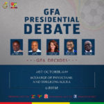 LIVE: Watch Ghana's first ever GFA Presidential aspirants debate