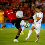 Tireless Ghanaian midfielder Iddrisu Baba dominant as Mallorca pip Real Madrid in LaLiga