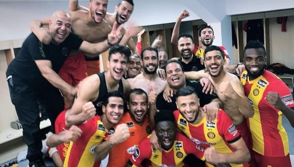 Kwame Bonsu excited over Esperance de Tunis victory against CS Sfaxien