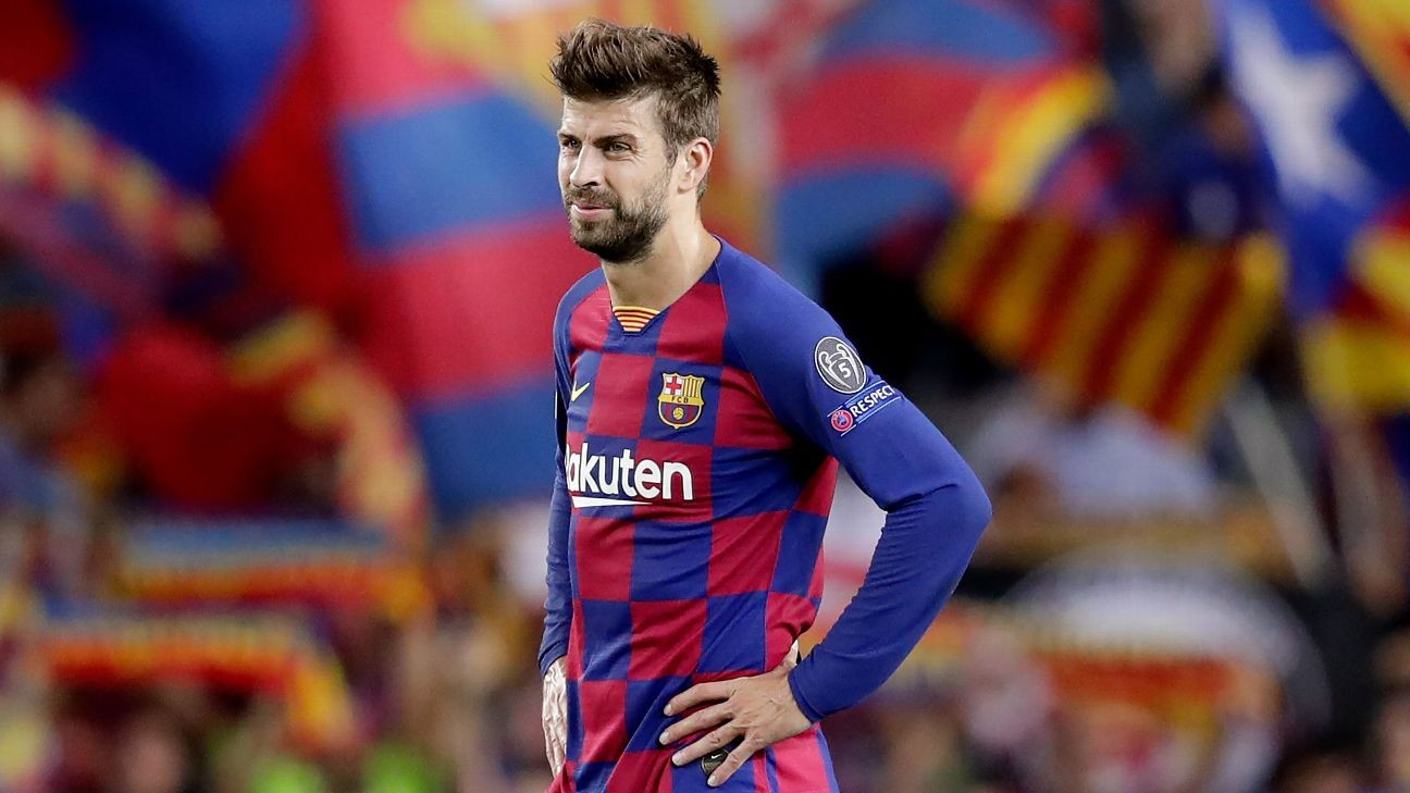 Sources: Barcelona's Gerard Pique was close to Notts County purchase