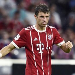 BAYERN MUNICH - Both Milan giants planning a move on Thomas MULLER